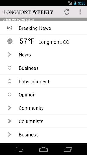 Longmont Weekly