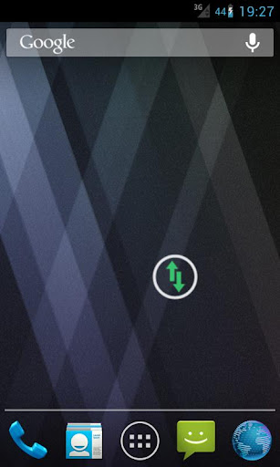 Connection On Off widget