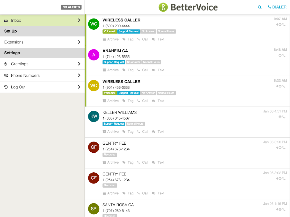 Better Voice- screenshot