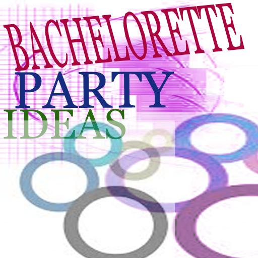 Bachelorette Party Ideas LOGO-APP點子