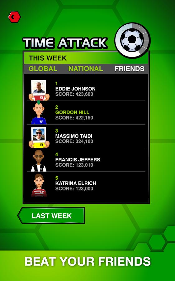 Stick Soccer - screenshot