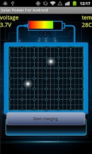 Solar Power For Android - screenshot thumbnail