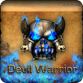 Devil warrior GOLauncher Theme