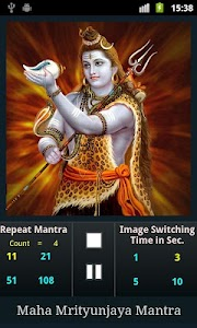 Maha Mrityunjaya Mantra screenshot 2