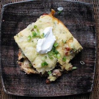 Turkey Tamale Pie.