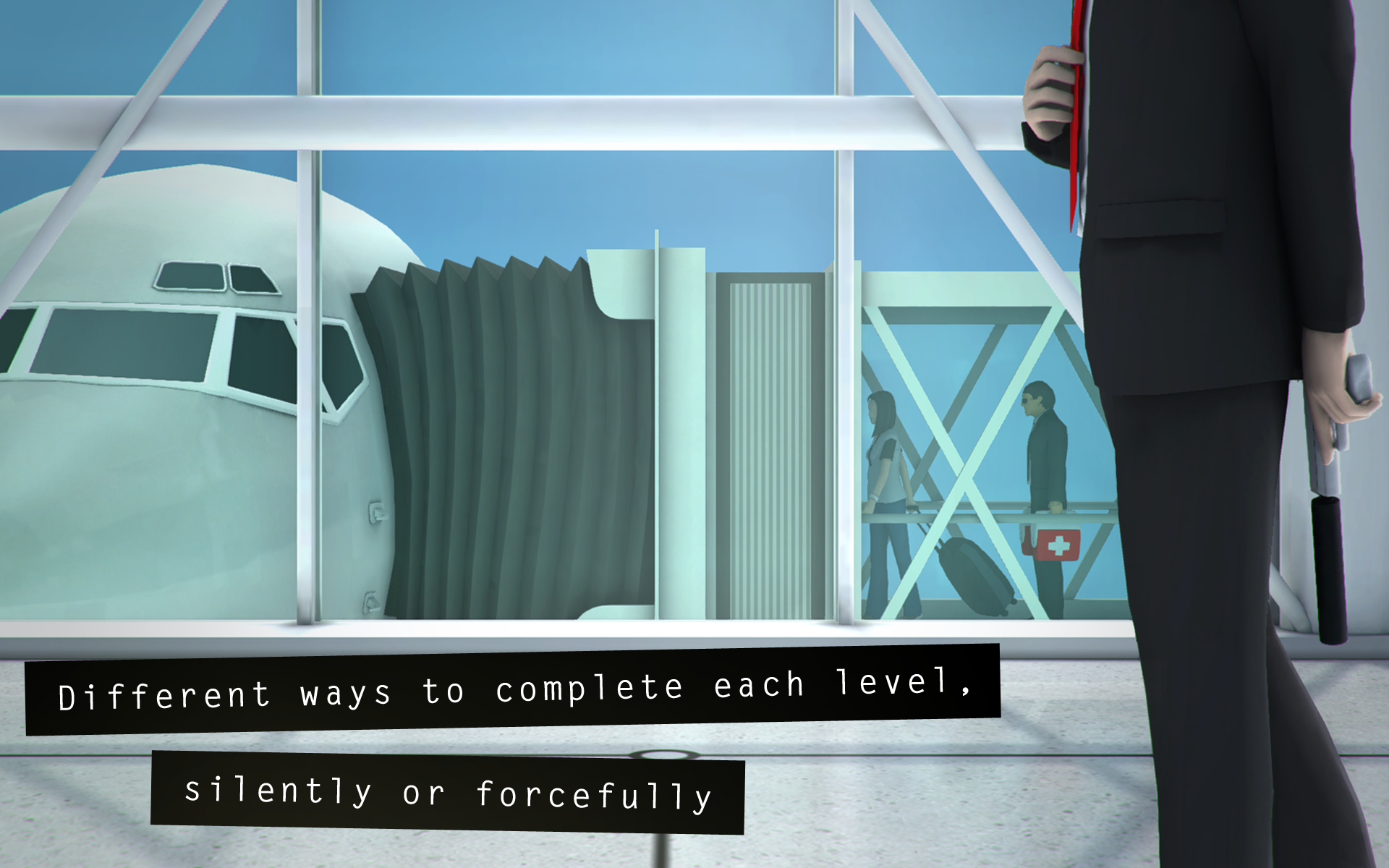 Hitman GO screenshot #14