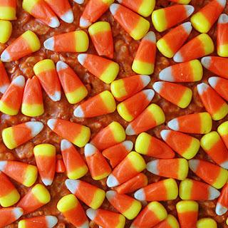 Candy Corn Scotcharoo's