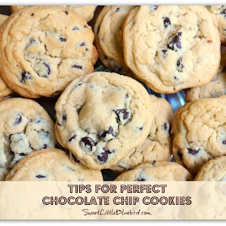Prefect Chocolate Chip Cookies
