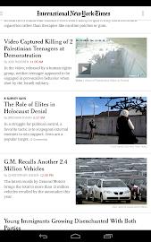 NYTimes – Latest News Screenshot 39
