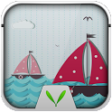 Summer Vacation Live Locker icon