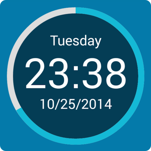 Round Clock Widget 1 0 4 + (AdFree) APK for Android