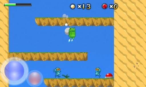 【免費街機App】لعبة جزيرة الروبوت-APP點子