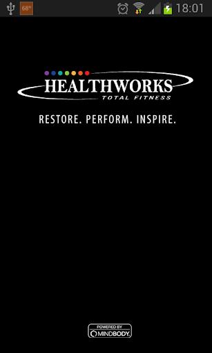 Healthworks Total Fitness