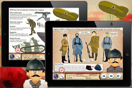 免費教育App|第一次世界大战|阿達玩APP