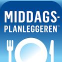Middagsplanleggeren icon