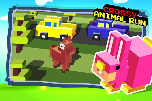 Crossy Animal Run