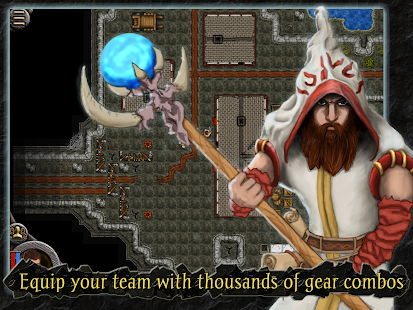 Heroes of Steel RPG Screenshot 17