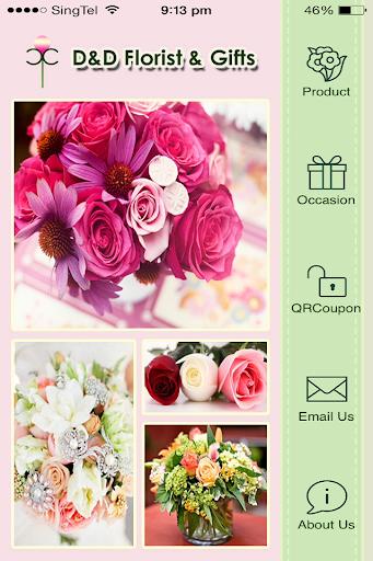 D D Florist Gifts