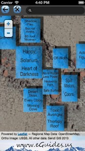eGuides: Happy Boulders - screenshot thumbnail