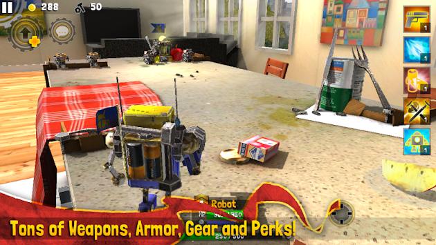 Bug Heroes 2 apk screenshot