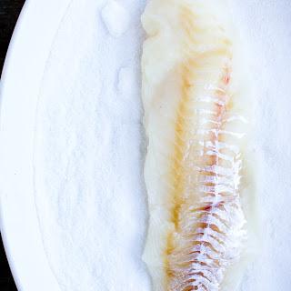 Homemade Salt Cod
