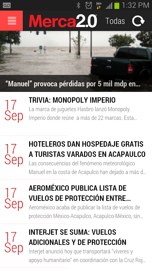 Marketing news - Merca2.0- screenshot