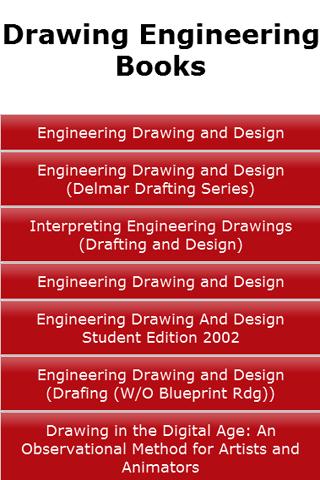 Drawing Engineering Books