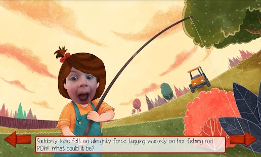 Me in a Storybook: Farm (Kids) - screenshot thumbnail