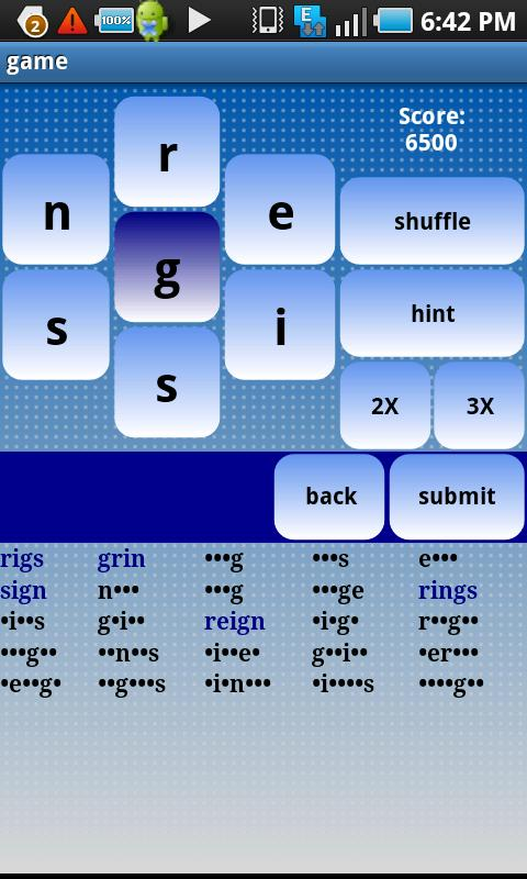 Spellathon : word game - screenshot