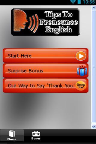 Tips To Pronounce English