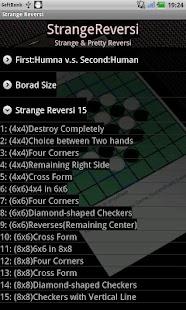 Strange Reversi- screenshot thumbnail