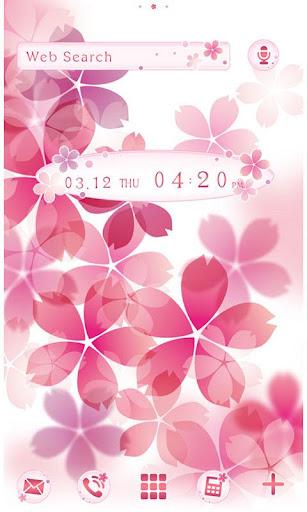 Pink Wallpaper-Sakura Print- 1.0.0 Windows u7528 1