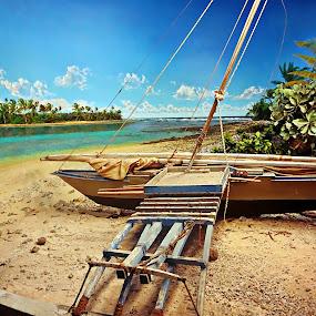 the southern pacifc  by Jon Radtke - Transportation Boats ( the southern pacifc,  )