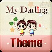 MyDarling Newyear theme