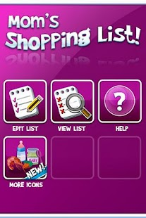 Mom's Shopping List- screenshot thumbnail