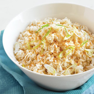 Toasted-Coconut Rice.