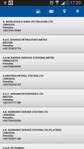 Petrolina Service Stations