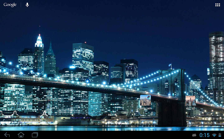 New York City Night & Day Free - screenshot