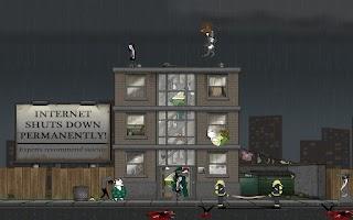 Screenshot of Street Huggers Free