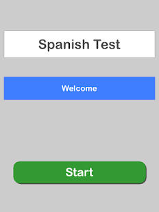 Spanish Test Pro- screenshot thumbnail