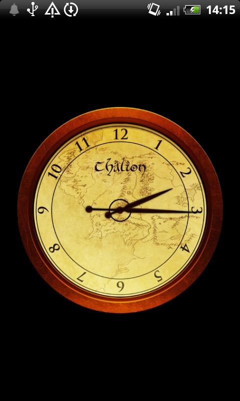 The Hobbit's Clock - screenshot
