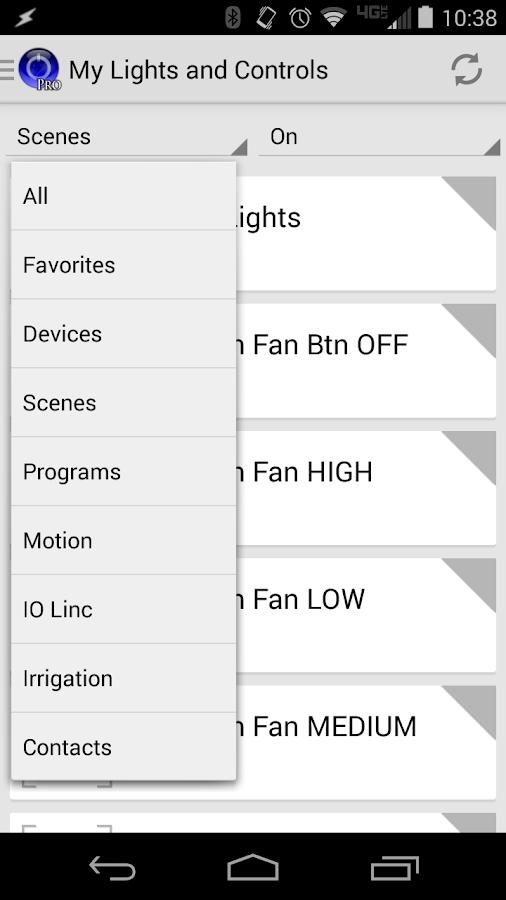 MobiLinc Pro - screenshot