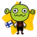 [B]TypingCONy for Finnish icon