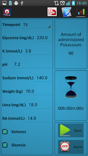 【免費醫療App】Diabetes Emergency-APP點子