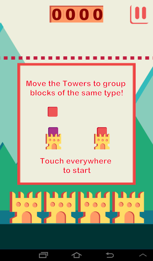 Tower Breaker- screenshot