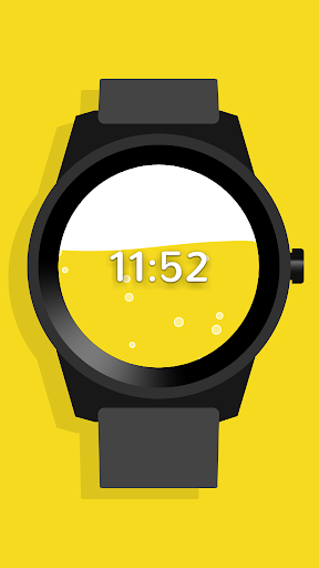 Beer O'Clock Wear Watch Face