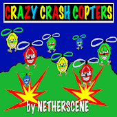 Crazy Crash Copters