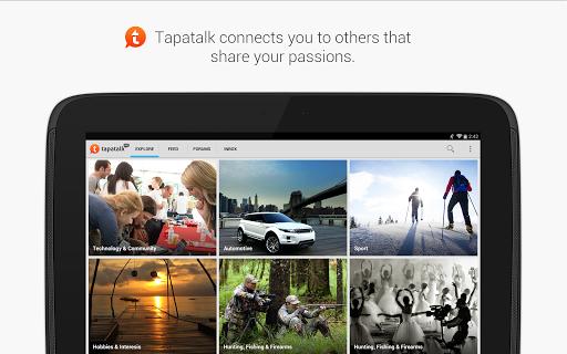 Tapatalk Pro - 100,000+ Forums  screenshots 6