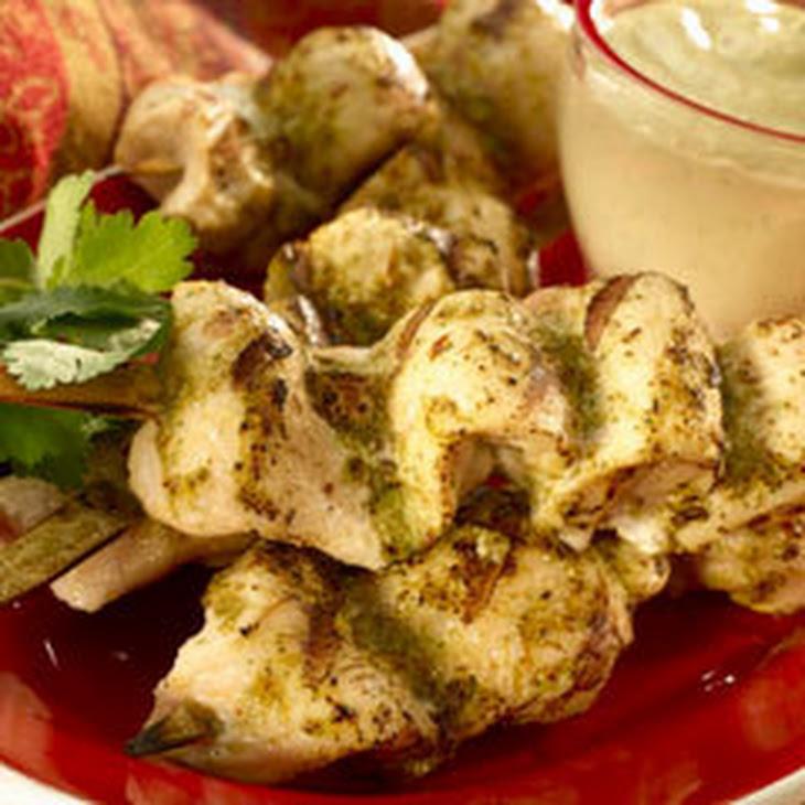 Honduran Chicken Skewers Recipe
