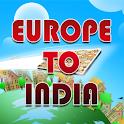 Europe to India logo